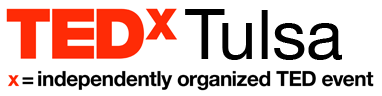 TEDx Tulsa logo